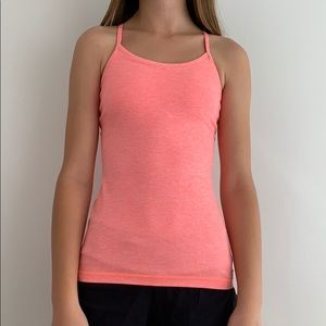 Ivivva by Lululemon Girls Athletic Tank Top